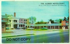 The Aldred Hotel Court, Statesboro GA