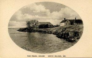 ME - Orr's Island. The Pearl House