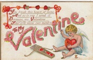 VALENTINE´S DAY: 00-10s; Cupid mends a heart