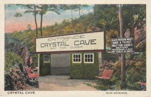 KUTZTOWN , Pennsylvania, 1910s; Crystal Cave
