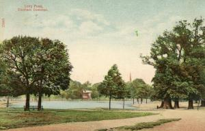 UK - England, Clapham Common. Long Pond