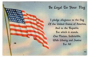 Be Loyal To Your Flag
