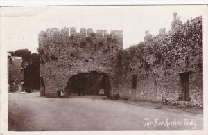 RP: The Five Arches, TENBY, Penbrokeshire, England, United Kingdom, PU-1910