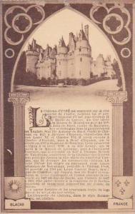 France Le Chateau d'Usse