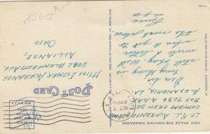 ALEXANDRIA , Louisiana, 1944 ; Post Office
