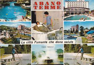 Italy Padua Abano Terme Multi View