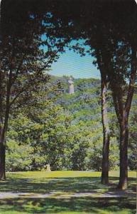 Illinois Oregon Chief Blackhawk Monument Eagle's Nest Bluff