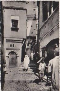 Jomone RP: Une Rue de la Casbah, Alger, Algeria