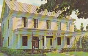 New York Cobleskill Bulls Head Inn 1802
