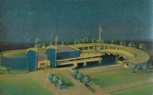 NEW YORK CITY, 1940 ; World's  Fair ; Marine Building ; Fair Cancel