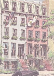 The Box Tree , 250 East 49th Street , New York City , 1970-90s