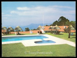 Mountain Inn Pool - Mbabane, Swaziland