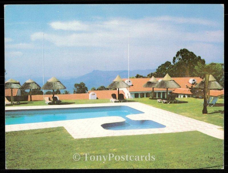 Mountain Inn Pool - Mbabane, Swaziland