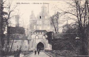 France Montmort L'Entree du Chateau