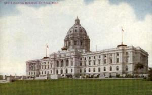 State Capitol Building St. Paul MN Unused