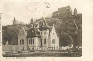 Romania 1903 Sighișoara Schäßburg Segesvár