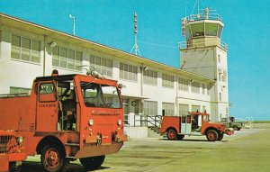 BEEVILLE, Texas, 1940-60s; Fire Fighting equpiment, USNAS, Chase Field