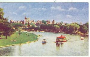 Postal 6385 : Windsor, the River