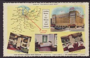 Multi View,Hotel Indiana,Fort Wayne,IN