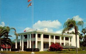 Florida Ellenton Stately Gamble Mansion