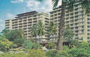 Hawaii Honolulu The Reef Towers Hotel