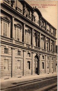 CPA VERONA Palazzo Portalupi ora Milano. ITALY (448776)