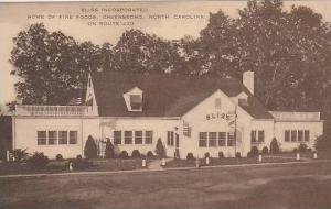 North Carolina Greensboro Bliss Incorporated Home Of Fine Foods Artvue