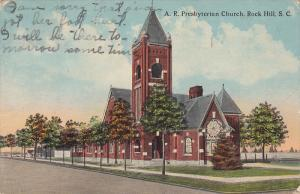 ROCK Hill , South Carolina , PU-1915 ; A.R. Presbyterian Church