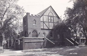 RP: FALLS CITY, Nebraska, PU-1952; Presbyterian Church