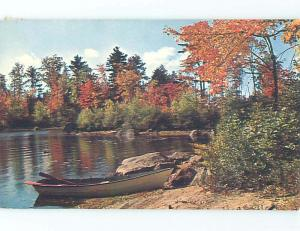 Pre-1980 TOWN VIEW SCENE Berwick Nova Scotia NS p9655