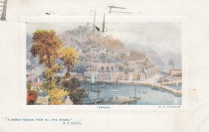 TORQUAY, England, UK, PU-1913; AS; H.B. Wimbush; TUCK # 9724