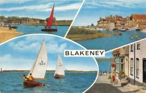 Blakeney (Norfolk) boats, multiviews
