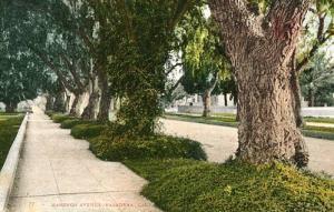 CA- Pasadena - Marengo Avenue