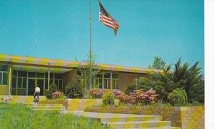 Kentucky Eddyville Lyon County Curthouse