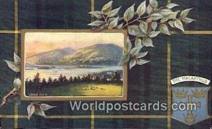 Scotland, Escocia Macarthur Loch Awe Macarthur Loch Awe