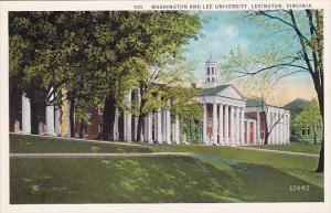 Virginia Lexington Washington and Lee University