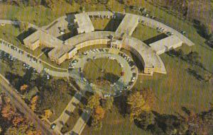 Pennsylvania Philadelphia Aerial View Muhlenberg Building