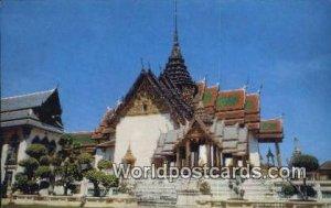 Dusit Mahaphrasadh Throne Hall Bangkok Thailand Unused