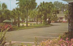 Palms Motel And Restaurant, Ridgeland, South Carolina, 1940-1960s