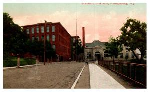 New Jersey Phillipsburg , Standard Silk Mill