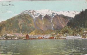 Alaska Juneau Panoramic View 1910