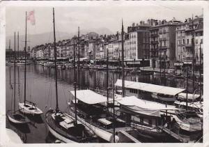 RP, Le Port Et Les Quais, Boats, Toulon (Var), France, PU-1938