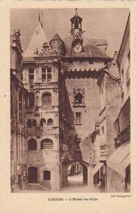 L'Hotel De Ville, Loches (Indre et Loire), France, 1910-1920s