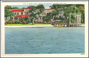 Florida Cove Hotel Postcard