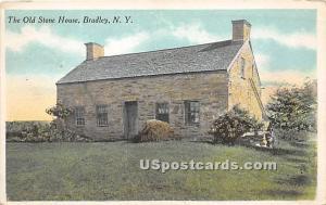 The Old Stone House Bradley NY 1921