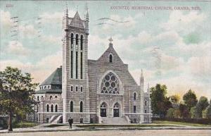 Nebraska Omaha Kountze Memorial Church