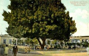 Cuba - Santiago de Cuba. Cespedes Park