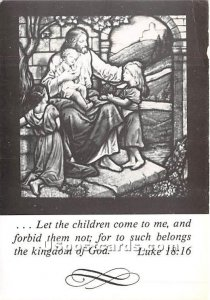 Luke 18:16, Good Shepherd Lutheran Church in Levittown, L.I., New York