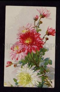 3074543 Bouquet of ASTERS By C. KLEIN vintage GOM 2404 PC