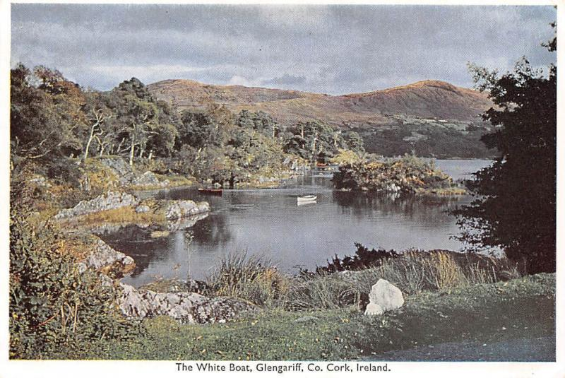 Ireland Co. Cork The White Boat Glengariff The Rugged Glen